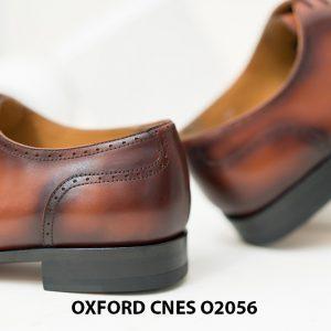 Giày da nam chính hãng Oxford CNES O2056 006