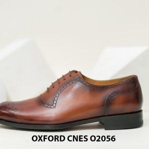 Giày da nam chính hãng Oxford CNES O2056 005