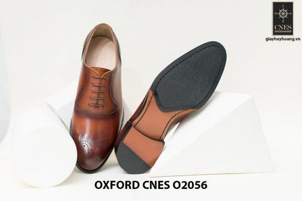 Giày da nam chính hãng Oxford CNES O2056 004