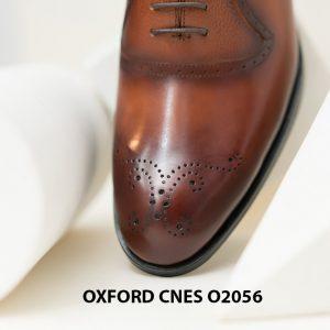 Giày da nam chính hãng Oxford CNES O2056 003