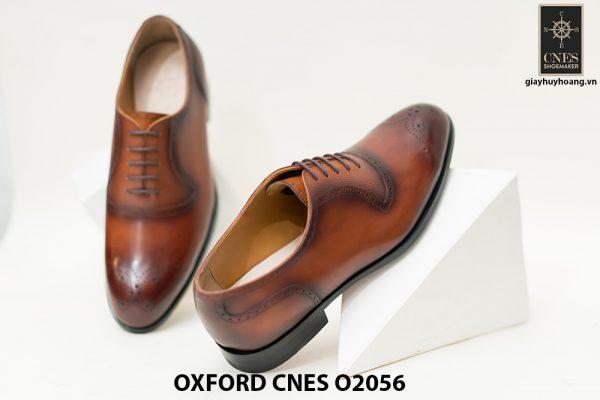 Giày da nam chính hãng Oxford CNES O2056 002