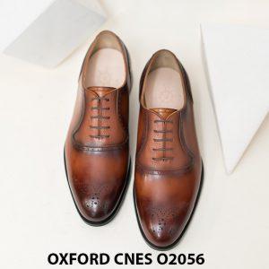 Giày da nam chính hãng Oxford CNES O2056 001