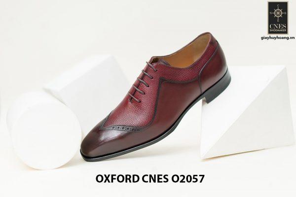 Giày tây nam da bò Oxford CNES O2057 007