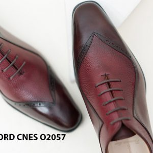 Giày tây nam da bò Oxford CNES O2057 005