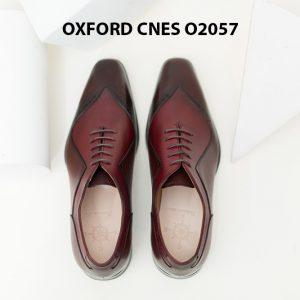 Giày tây nam da bò Oxford CNES O2057 004