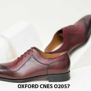 Giày tây nam da bò Oxford CNES O2057 003