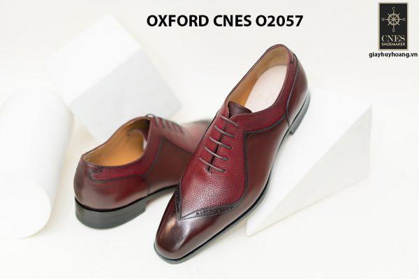 Giày tây nam da bò Oxford CNES O2057 002