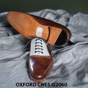 Giày tây nam buộc dây cao cấp Oxford CNES O2060 005