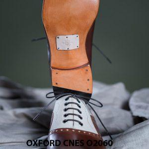 Giày tây nam buộc dây cao cấp Oxford CNES O2060 004