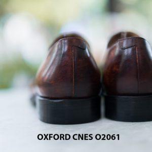 Giày da nam Patina sa mạc Oxford CNES O2061 005