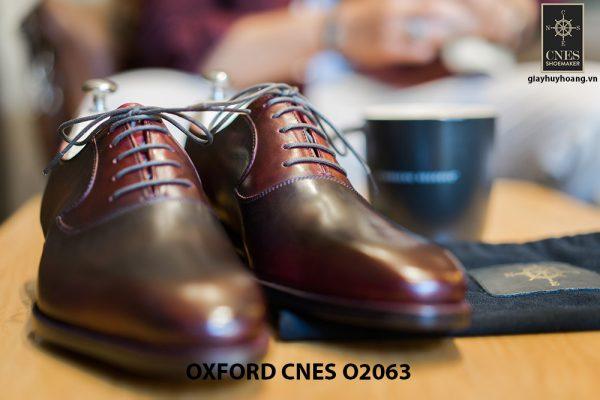 Giày tây nam chính hãng Oxford CNES O2063 003
