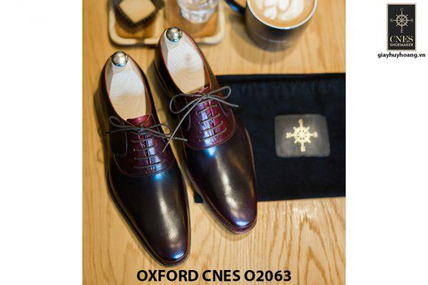 Giày tây nam chính hãng Oxford CNES O2063 002