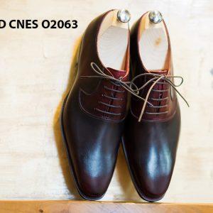 Giày tây nam chính hãng Oxford CNES O2063 001