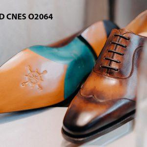 Giày tây nam thời trang 2021 Oxford CNES O2064 005