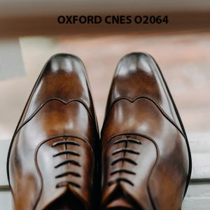 Giày tây nam thời trang 2021 Oxford CNES O2064 004