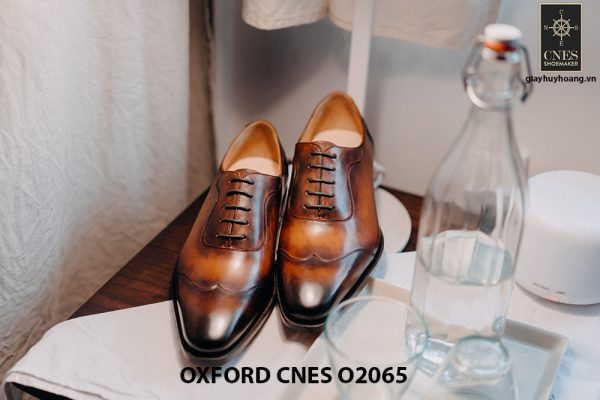 Giày tây nam thời trang 2021 Oxford CNES O2064 006