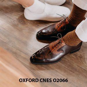 Giày tây nam đẹp sang trọng Oxford CNES O2066 001