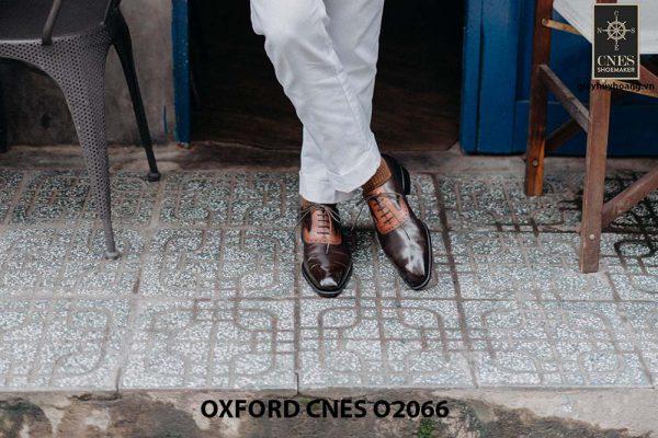 Giày tây nam đẹp sang trọng Oxford CNES O2066 003
