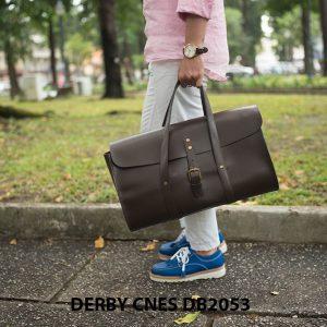 Giày tây nam da lộn Derby CNES DB2053 004