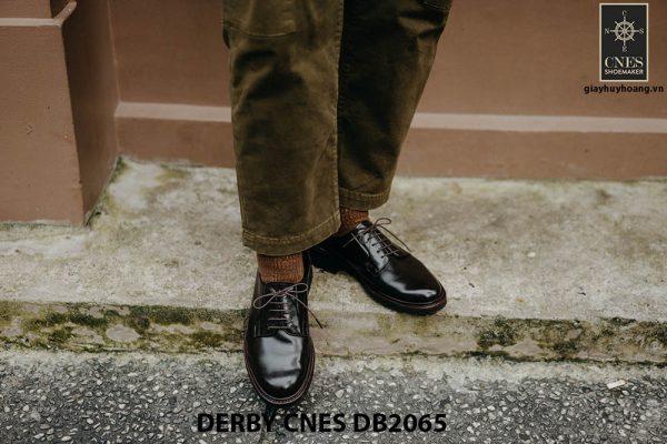 Giày tây nam da bê ý Derby CNES DB2065 001