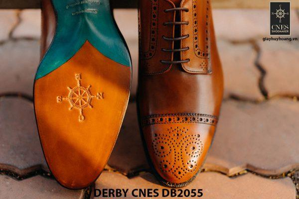 Giày tây nam đẹp brogues Derby CNES DB2055 003