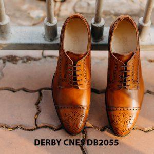 Giày tây nam đẹp brogues Derby CNES DB2055 001