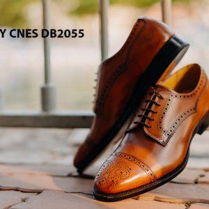Giày tây nam đẹp brogues Derby CNES DB2055 002