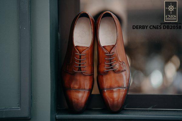 Giày tây nam cao cấp Derby CNES DB2058 001