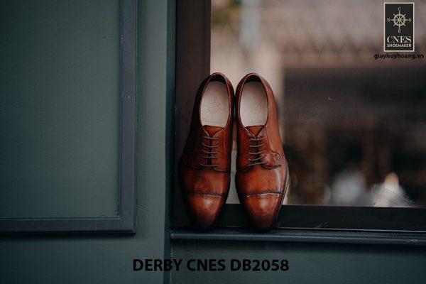 Giày tây nam cao cấp Derby CNES DB2058 002