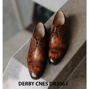 Giày tây nam cao cấp chính hãng CNES DB2063 007