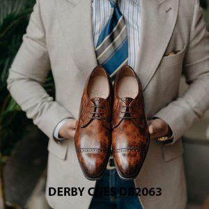 Giày tây nam cao cấp chính hãng CNES DB2063 001