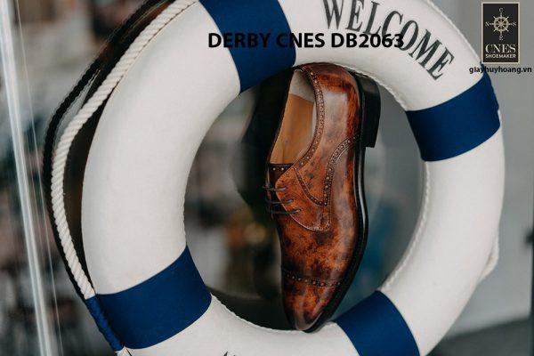 Giày tây nam cao cấp chính hãng CNES DB2063 004