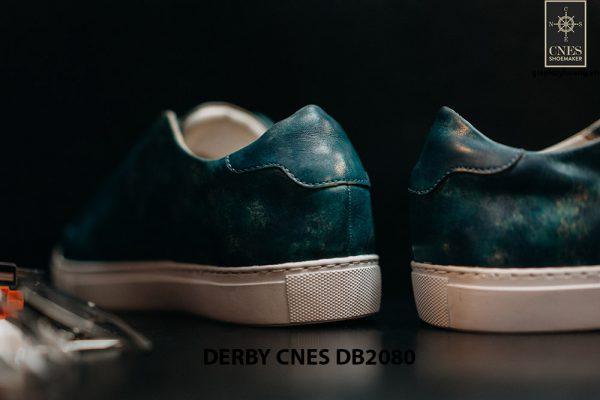 Giày tây nam có dây kéo sneaker Derby CNES DB2080 006