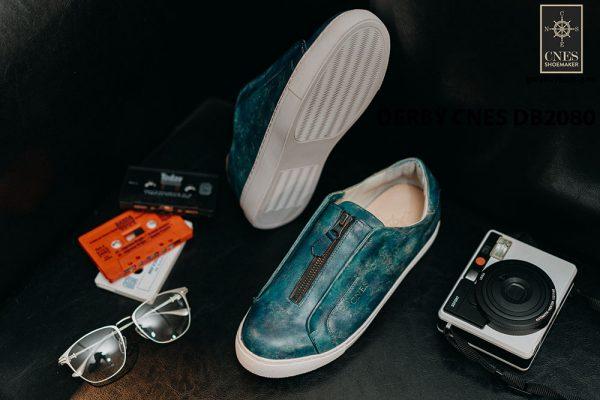 Giày tây nam có dây kéo sneaker Derby CNES DB2080 005