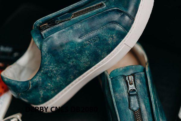 Giày tây nam có dây kéo sneaker Derby CNES DB2080 003