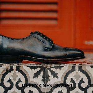 Giày Derby nam da bê CNES DB2060 005