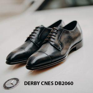 Giày Derby nam da bê CNES DB2060 001