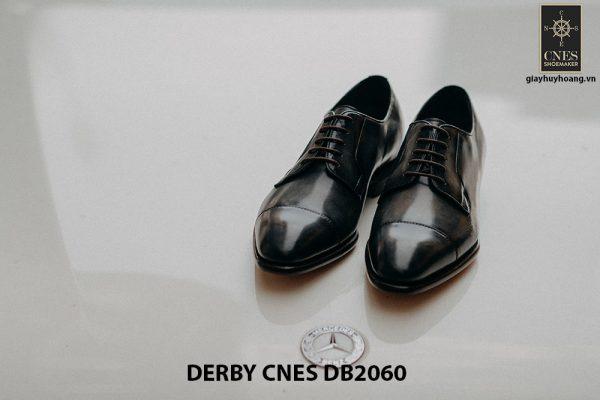 Giày Derby nam da bê CNES DB2060 002