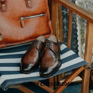 Giày da nam hàng hiệu Derby CNES DB2064 003