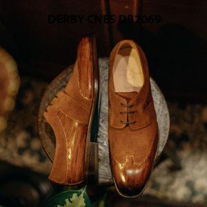 Giày da nam chính hãng Derby CNES DB2069 001