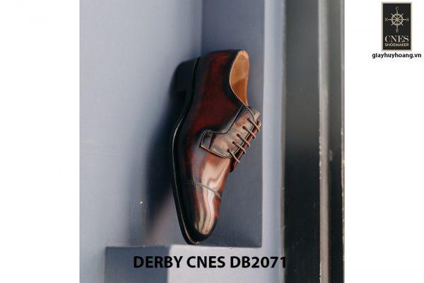 Giày tây nam Derby hàng hiệu CNES DB2071 004