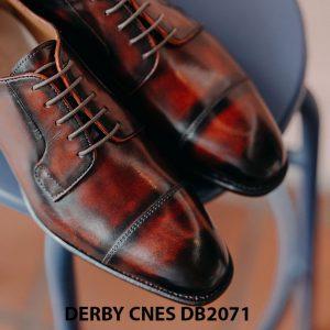 Giày tây nam Derby hàng hiệu CNES DB2071 001