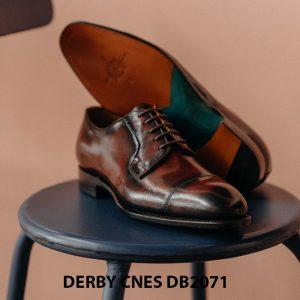 Giày tây nam Derby hàng hiệu CNES DB2071 002