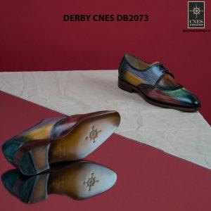 Giày da nam đa sắc Derby CNES DB2073 005