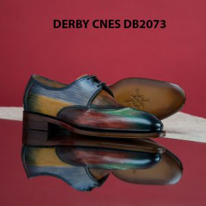 Giày da nam đa sắc Derby CNES DB2073 004