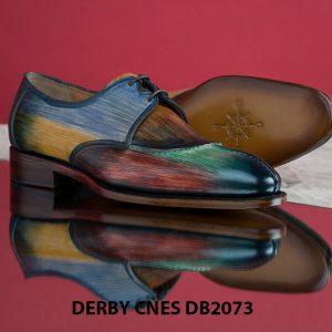 Giày da nam đa sắc Derby CNES DB2073 001