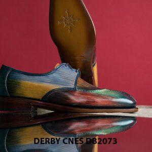 Giày da nam đa sắc Derby CNES DB2073 002