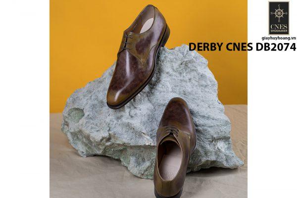 Giày da nam cao cấp Derby CNES DB2074 006