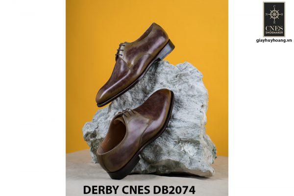 Giày da nam cao cấp Derby CNES DB2074 005