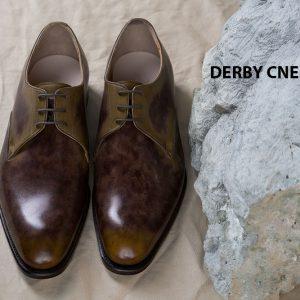 Giày da nam cao cấp Derby CNES DB2074 001